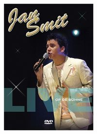 Cover Jan Smit - Op de bühne - Live [DVD]